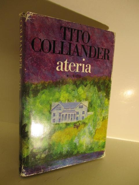 Ateria - Colliander Tito tuotekuva