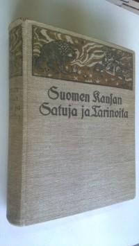 Suomen kansan satuja ja tarinoita (1920 - Salmelainen, Eero tuotekuva
