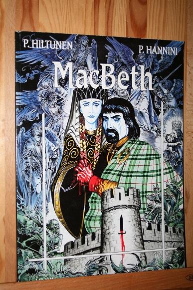 MacBeth - Hiltunen P. - Hannini P. tuotekuva
