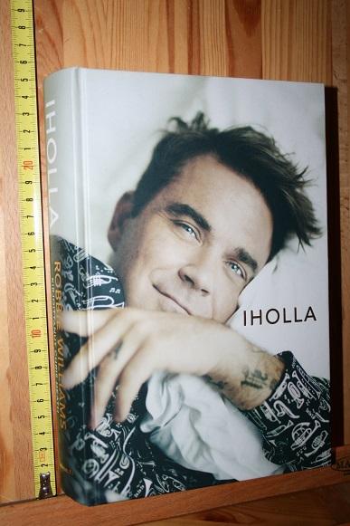 Iholla - Robbie Williams - Heath Chris tuotekuva