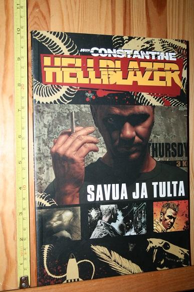 Hellblazer - Savua ja tulta - Constantine John tuotekuva