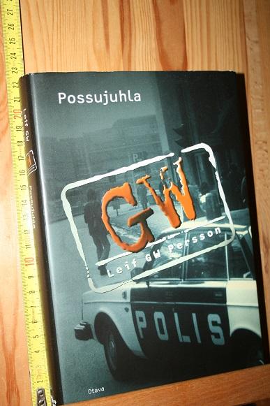 Possujuhla - Persson GW Leif tuotekuva