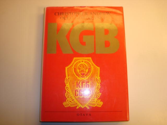 KGB - Andrew Christopher - Gordievski Oleg tuotekuva