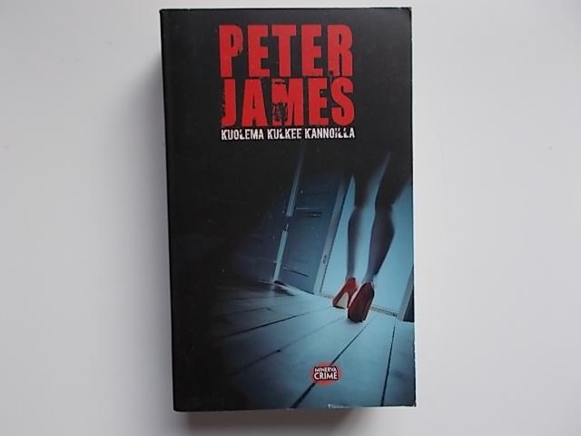 Kuolema kulkee kannoilla - James Peter tuotekuva