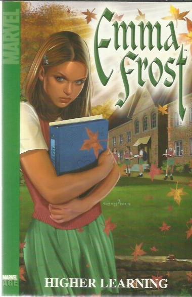 Emma Frost 1 - Higher Learning -  tuotekuva