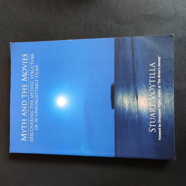 Myth and the movies - Voytilla Stuart tuotekuva