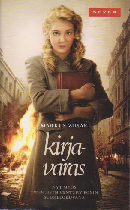 Kirjavaras - Zusak Markus tuotekuva