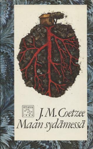 Maan sydämessä - Coetzee J. M. tuotekuva