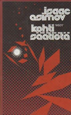 Kohti säätiötä (Sci-Fi) (1. painos) - Asimov Isaac tuotekuva