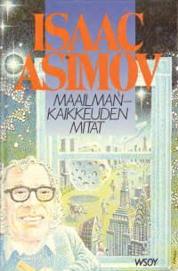 Maailmankaikkeuden mitat - Asimov Isaac tuotekuva
