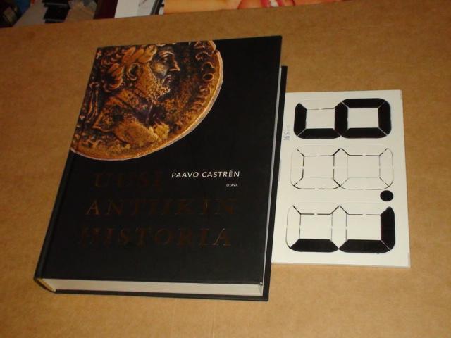 Uusi antiikin historia - Castren Paavo tuotekuva