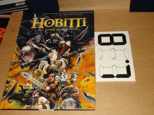 Hobitti eli Sinne ja Takaisin Osa 2 sarjakuva - Tolkien J.R.R tuotekuva