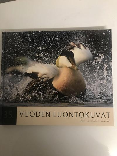 Vuoden luontokuvat 2015 - Kauneimmat luontokuvat - Ajankohtaisia artikkeleita -  tuotekuva