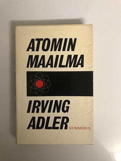 Atomin maailma - Adler Irving tuotekuva