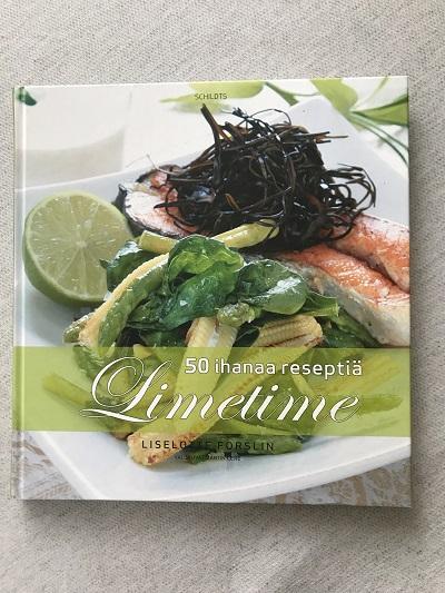 50 ihaa reseptiä- Limetime -  tuotekuva