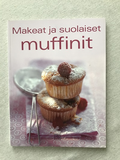 Makeat ja suolaiset muffinit -  tuotekuva